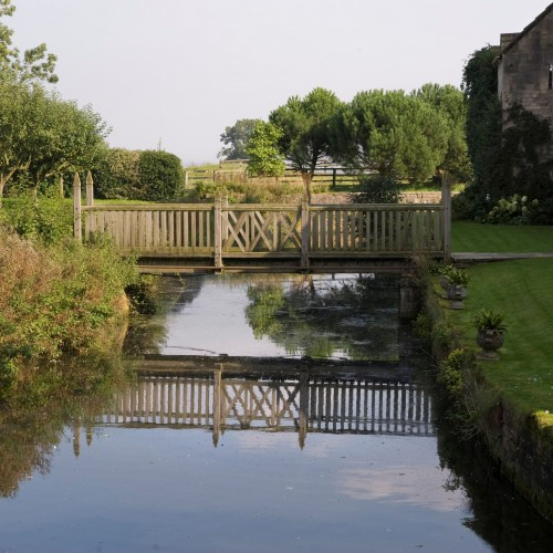 Bridge over Moat
