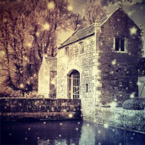 A Tour & A Tea... the right house for Christmas