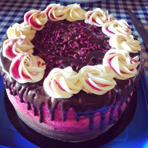 ...add a slice of cake! (10 July)