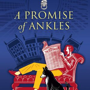 SIGNED Alexander McCall-Smith: A Promise of Ankles