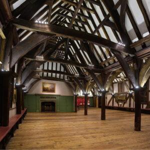 Cristina Figueredo: The Merchant Adventurers' Hall